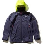 アルヴィースライトジャケット Alviss Light Jacket HH12006 (HB)ヘリーブルー XLサイズ [アウトドア ジャケット メンズ]