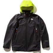 アルヴィースライトジャケット Alviss Light Jacket HH12006 (K)ブラック XLサイズ [アウトドア ジャケット メンズ]