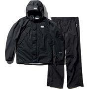 ヘリーレインスーツ Helly Rain Suit HOE12000 ブラックオーシャン(KO) XXLサイズ [アウトドア レインウェア メンズ]