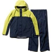 ヘリーレインスーツ Helly Rain Suit HOE12000 イエローグリーンー×ヘリーブルー(YH) Sサイズ [アウトドア レインウェア メンズ]