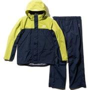 ヘリーレインスーツ Helly Rain Suit HOE12000 イエローグリーンー×ヘリーブルー(YH) Lサイズ [アウトドア レインウェア メンズ]