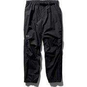 スカンザライトパンツ Scandza Light Pants HOE22003 (KO)ブラックオーシャン XLサイズ [アウトドア パンツ メンズ]