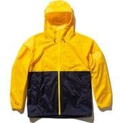 サンレインジャケット Sun+Rain Jacket HOE11911 タンポポ×ヘリーブルー(TH) Mサイズ [アウトドア レインジャケット メンズ]