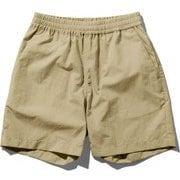 イージーショーツ K Easy Shorts HOJ22002 (TN)タン 130サイズ [アウトドア パンツ キッズ]