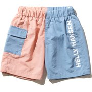 ロゴビーチショーツ K Logo Beach Shorts HJ72000 SP 130サイズ [スイミング 水着 ボーイズ]