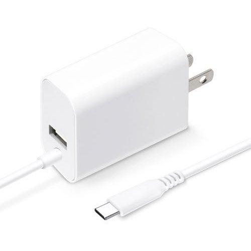 PG-PDA18CAC2W [USB PD AC充電器 USB-Cコネクタ & USB-Aポート ホワイト]