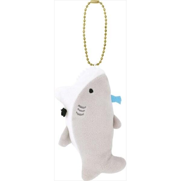 78057-72 [ルーミーズパーティー チェーンマスコット サメ]