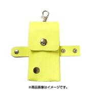 30332-02 [キッズ携帯2 革ケース YE]