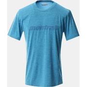トリニティトレイルグラフィックT AE0360 463 Riptide Sサイズ [ランニングシャツ メンズ]