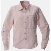 キャニオンロングスリーブシャツ OR7121 642 Smoky Quartz Mサイズ [アウトドア シャツ レディース]