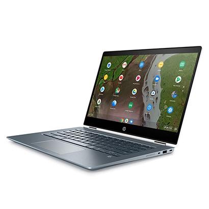 8EC11PA-AAAA [ノートパソコン HP Chromebook x360 14-da0000 G1モデル i3/8GB/64GB/Chrome OS]