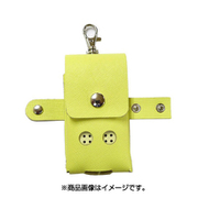 30331-02 [キッズケータイ SH-03M 用 革ケース YE]