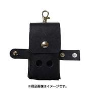 30331-04 [キッズケータイ SH-03M 用 革ケース BK]
