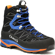 TENGU GTX ISG 974ISG 252_BLACK/BLUE UK8(27.0cm) [マウンテンブーツ メンズ]