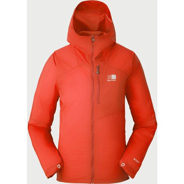 vapour hoodie 101001 016 Orange Sサイズ [アウトドア ジャケット ユニセックス]