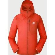 vapour hoodie 101001 016 Orange Mサイズ [アウトドア ジャケット ユニセックス]
