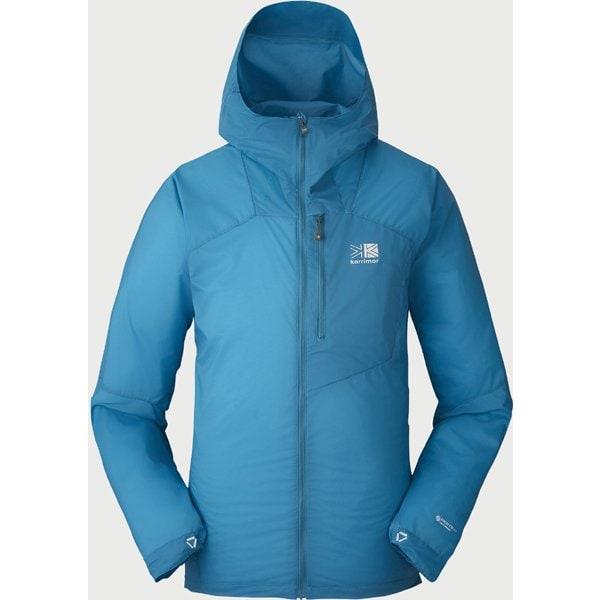 vapour hoodie 101001 070 Ice Sサイズ [アウトドア ジャケット ユニセックス]