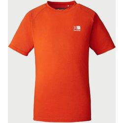 boulder PD S/S 101003 016 Orange Lサイズ [アウトドア カットソー ユニセックス]