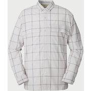 kilda light L/S shirts 101036 Off White Mサイズ [アウトドア シャツ メンズ]