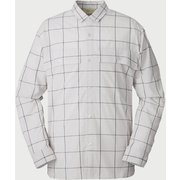 kilda light L/S shirts 101036 Off White XLサイズ [アウトドア シャツ メンズ]