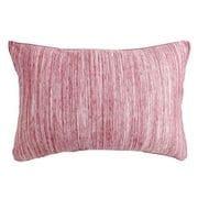 MN61010-16 [やわらかニット 枕カバー 43×63cm ピンク]
