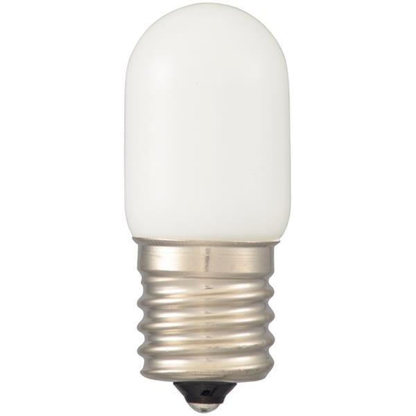 LDT1N-H-E17 13 [LED電球 ナツメ球形 E17/0.8W 昼白色]