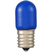 LDT1B-H-E17 13 [LED電球 ナツメ球形 E17/0.8W 青]