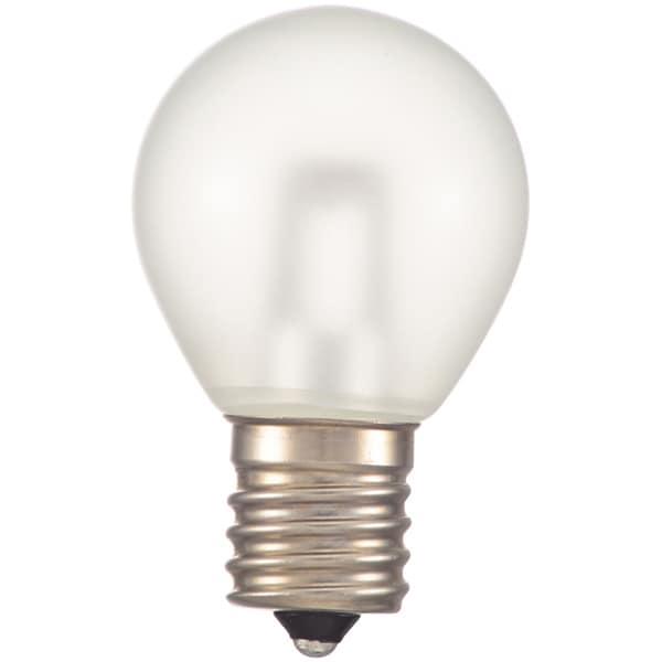 LDS1L-H-E17 13F [LED電球 サイン球 E17 フロスト電球色]