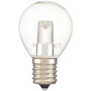LDS1N-H-E17 13C [LED電球 サイン球 E17 クリア昼白色]