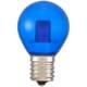 LDS1B-H-E17 13C [LED電球 サイン球 E17 クリア青]