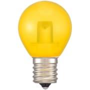 LDS1Y-H-E17 13C [LED電球 サイン球 E17 クリア黄]
