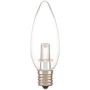 LDC1L-G-E17 13C [LED電球 シャンデリア電球形 E17/0.8W 電球色 クリア]
