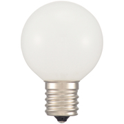 LDG1N-H-E17 15 [LED電球 ミニボール電球形 E17/1.2W 昼白色]