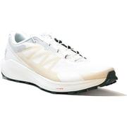 SENSE RIDE 3 L40960300 White /White /Balsam Green 27.5cm [トレイルランニングシューズ メンズ]