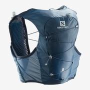 アクティブ スキン 8 セット ACTIVE SKIN 8 SET LC1303900 COPEN BLUE/DARK DENIM XS [トレイルランニング用ザック]