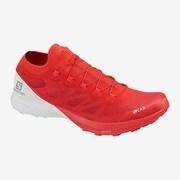 S/LAB SENSE 8 L40751500 Racing Red / White / White 25.5cm [トレイルランニングシューズ ユニセックス]