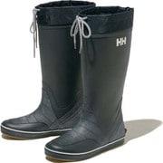 ヘリーデッキブーツ Helly Deck Boots HF91670 (HB)ヘリーブルー Lサイズ [アウトドア レインブーツ メンズ]