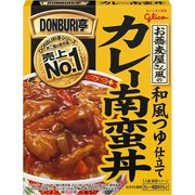 DONBURI亭 お蕎麦屋さん風のカレー南蛮丼 165G