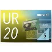 UR-20N 5P [カセットテープ 20分 5巻]