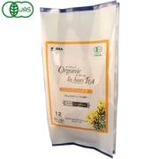 Organic La SanTEA有機ハニーブッシュ麦茶 48g
