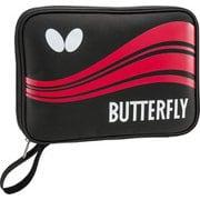 63000-006 [Butterfly (バタフライ) 卓球ラケット ケース SWEEB CASE(スウィーブ・ケース) レッド]