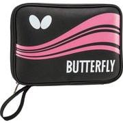 63000-008 [Butterfly (バタフライ) 卓球ラケット ケース SWEEB CASE(スウィーブ・ケース) ピンク]