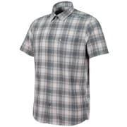 Trovat Trail Shirt Men 1015-00072 0051_titanium Lサイズ [アウトドア シャツ メンズ]