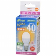 LDA4L-G-E17 IH22 [LED電球 E17 40形相当 広配光 電球色 断熱材施工器具・密閉型器具対応]