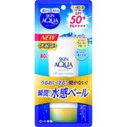 スキンアクア スーパーモイスチャーエッセンス 80g [日焼け止め 顔・からだ用 SPF50+ PA++++]