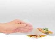 DM-010FS [ななめカット デスクマット(再生塩ビ) OAタイプエコノミー マウス対応 薄手1.2mm厚 シングルタイプ 010]