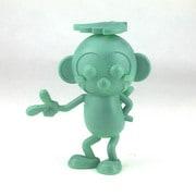 YW001-G プラモザル ガデ子グリーン [キャラクタープラモデル]