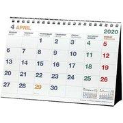 CLT43-G-11 [卓上カレンダー B6 月曜始まり カラー]