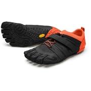 V-TRAIN 2.0 20M7704 Black/Orange M38(25cm) [ランニングシューズ メンズ]