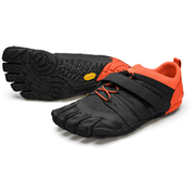 V-TRAIN 2 20M7704 Black/Orange 41(26.7cm) [ランニングシューズ メンズ]
